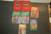 Lot Of 7 Vintage Atari Video Computer System Game Catalogs