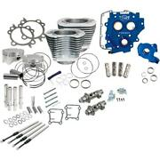 Sands Cycle 330-0666 Power Package - Chain Drive - Silver