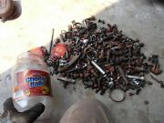 Allis Chalmers Wd Wd45 45 Tractor Assortment Nuts Bolts Parts Pieces Ac Parts