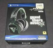 [new/open Box] Gta 5 Edition Sony Pulse Elite Wireless Stereo Headset For Ps3
