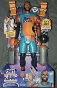 Space Jam Lebron James 12 Inch Action Figure Complete With Head Last One