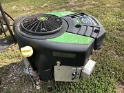 23hp Used Briggs And Stratton V-twin Engine 445577 John Deere La140 Only 225 Hours