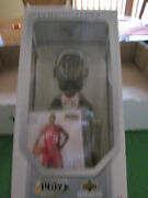 Rare/hard To Find-upper Deck Nba Lebron James + Card Bobblehead New Unopened