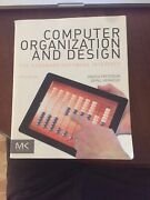 Computer Organization And Design Mips Edition The Hardware/software...