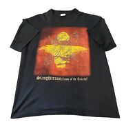Dawn Slaughtersun Vtg Shirt Dissection Cradle Of Filth Mayhem Cannibal Corpse
