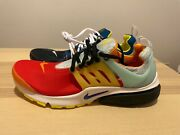 New Nike Air Presto What The Size M Dm9554-900 Us Mens 9-11/ Wmns 10.5-12.5 Rare
