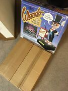 Wando The Talking Magician Act 1 Toy Galoob 1986 Open Box Contents Sealed Rare