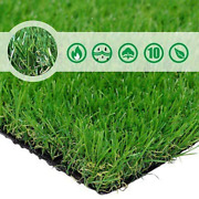 Pet Grow Artificial Grass Turf 9ftx82ft739 Square Ft- Realistic And Thick Synthe