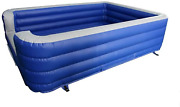 Sinolodo Inflatable Foam Air Pit/pvc Foam Ball Pit/trampolines With Foam Pit For