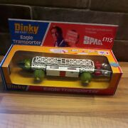 Dinky Toys 359 Eagle Transporter Space 1999 Original Condition Gerry Anderson