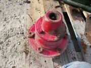 Oliver 70 Tractor Original Front Right Wheel Hub Rim To Spindle And Bolts And Cap