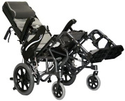 Karman Healthcare Vip-515-tp-18 Foldable Tilt In Space Space Reclining Transport