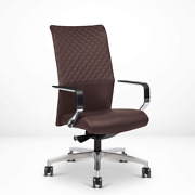 Proform Diamond Hand-stitched Executive Ergonomic Desk Chair For Home Office Bo