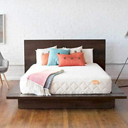 Happsy Organic Mattress, Healthy And Safe Mattress With Organic Latex And Encase
