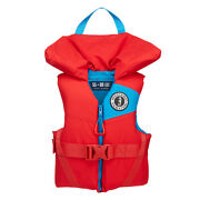 Mustang Liland039 Legends 100 Youth Foam Pfd 55-88lbs Imperial Red Mv3560-277