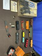 Lionel 1589ws 737 Seven Car Freight Train Set With 2037 Loco And 6026w Tender