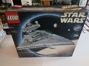 Lego 10030 Star Wars Imperial Star Destroyer Ultimate Collector Series Box Only