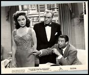 Susan Hayward + Dan Dailey In I Can Get It For You Wholesale 1951 Photo M 65