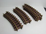 G Garden Scale Lionel Brass Lot Of Track 10 Curves