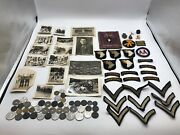 Wwii Us Army Airborne Lot - 101st Airborne Patches