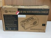 New Aims Power Pure Sine Wave Inverter Charger Picoglf30w24v120vr L2