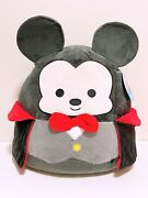Squishmallows Official Disney Halloween 16 Mickey The Dracula Plush Doll Toy