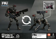 Acid Rain Stealth Camelbot Figure - New In Stock