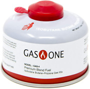 Gasone Camping All Season Stove Fuel Blend Isobutane Efficient And High Output