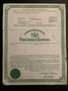1950 Indian Chief 350 Historical Document Original 1955 Antique Motorcycle Scout