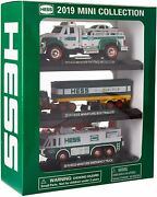 Hess Trucks 2019 Mini Collection Brand New Never Opened Free Shipping