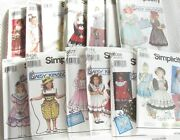 12 Vtg Daisy Kingdom Sewing Patterns-factory Folded-never Used-heirloom Sewing