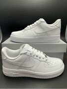 Nike Air Force 1 And03907 Low Triple Menand039s White Cw2288-111 All Sizes New White