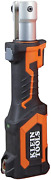 Klein Tools Bat20-7t Battery-operated 7-ton Cable Cutter/crimper Without Batter