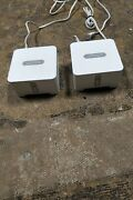 Two Sonos Connect Gen1 Music Streamers With Power Cords. Sold As Pair