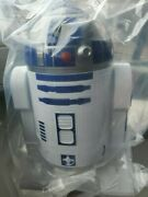 New Disney Star Wars R2-d2 Popcorn Bucket Sipper Limited Edition Exclusive