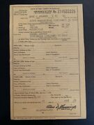 1927 Indian Motorcycle Historical Document Original 1963 Antique Chief Scout