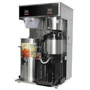Newco 784520 Dtvt Dual Combo Coffee And Tea Brewer New Authorized Seller