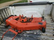 Kubota Rck48-15bx Mower Deck Assembly - Came Off Of Bx1500 Tractor Guc