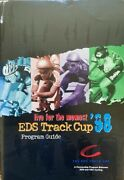 1998 Eds Track Cup Cycling Series Program With Past Results, Team Rosters And Bios