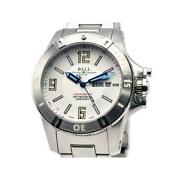Ball Watch Dm2036a-scaj-wh Engineer Hydrocarbon Spacemaster Menand039s Watch [u0923]