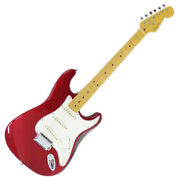 Electric Guitar Fender Usa American Standard Strato 50th Red Neck Straight Used