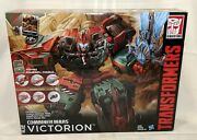 Transformers Generations Combiner Wars Victorion -2015 New Sealed - Damaged Box