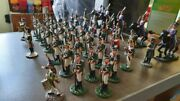The Biggest Rare Full Napoleonic Wars Collection Figures Soldiers 76 In Set