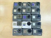 For Parts X15 Lot Gopro Hero 7 Black Edition Action Camera As Is