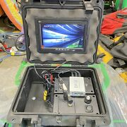 Secon 2000sm 150and039 Usa Sewer Video Pipe Drain Inspection Camera 512hz Sonde