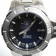 Ball Watch Engineer Hydrocarbon Deep Quest Dm3000a-scj-bk Menand039s From Japan N0925