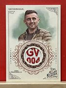 2019 Topps Allen And Ginter Gary Vee Vaynerchuk Relic Card