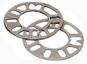 3mm Wheel Spacer Without Studs Pair