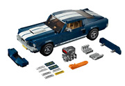 Lego Creator Ford Mustang Gt Set 10265 - New Factory Sealed