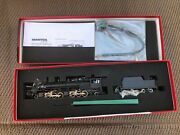 Ho Scale Mantua 2-6-6-2 Articulated Steam Locomotive W/tender Undecorated Mint